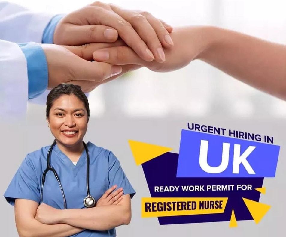 UK Job Orientation For Nurses