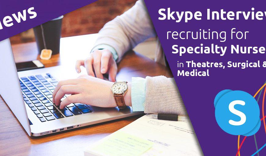 Upcoming Skype Interview Dates for International Nurses